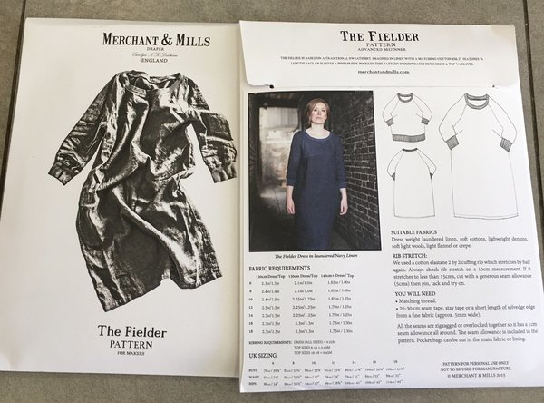 The Fielder- dress
