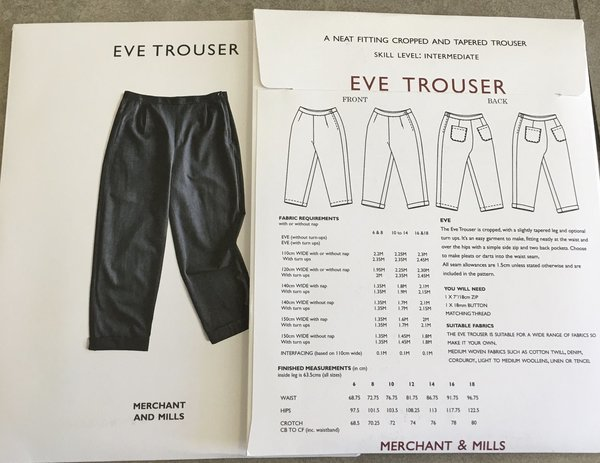 Eve-trousers